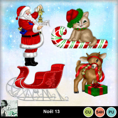 Louisel_cu_noel13_preview
