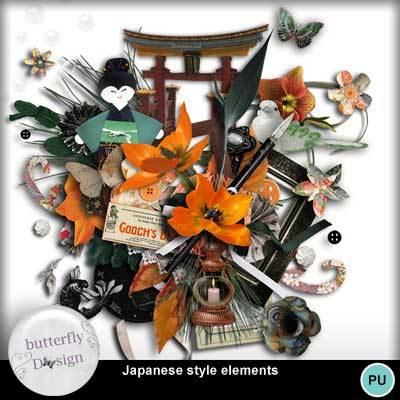 Butterfly_japanesestyl_elmnt_pv_memo