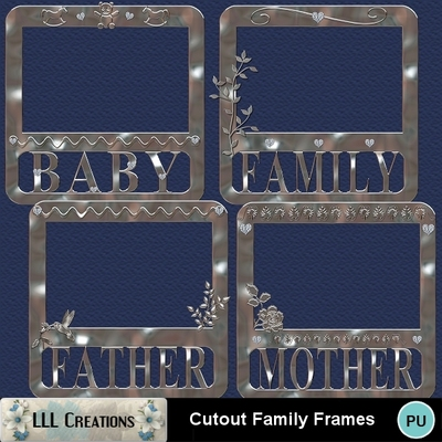 Cutout_family_frames_-_1