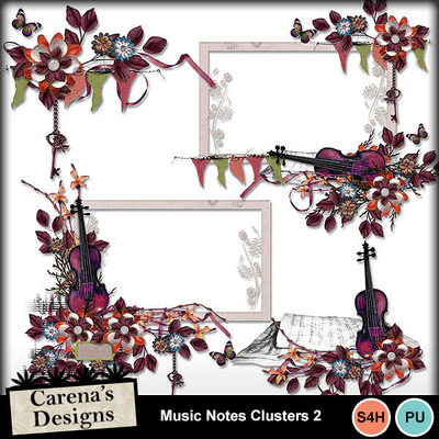 Music-notes-clusters-2