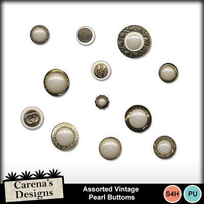 Asst-vintage-pearl-buttons