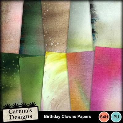 Birthday-clowns-papers