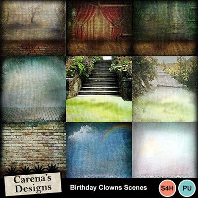 Birthday-clowns-scenes