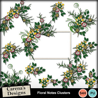 Floral-notes-clusters