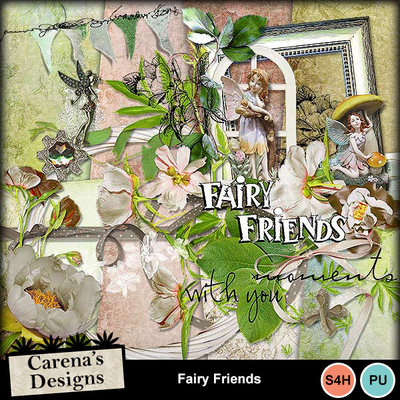 Fairy-friends-kit