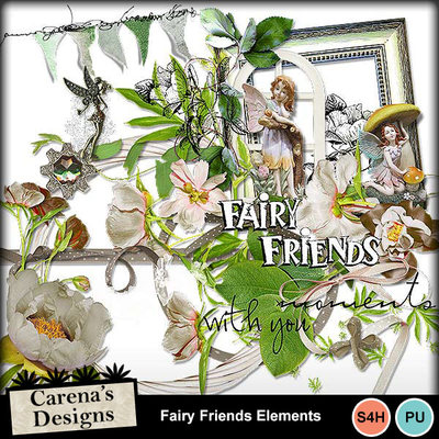 Fairy-friends-elements