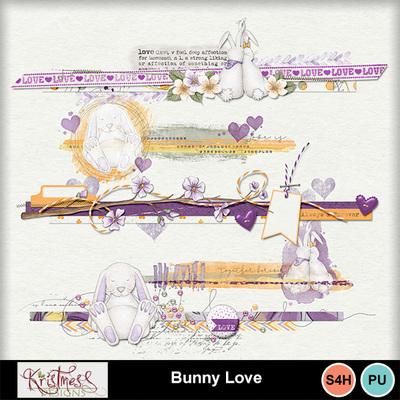 Bunnylove_strips