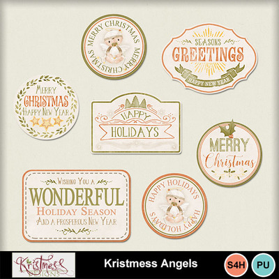 Kristmessangels_labels