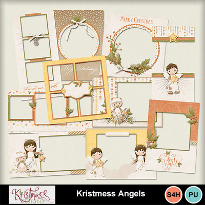 Kristmessangels_cards