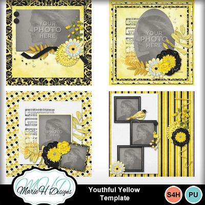 Youthful_yellow_template_01