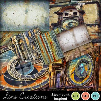 Steampunkinspired