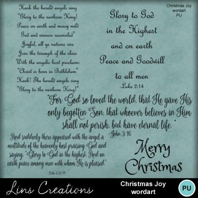 Christmasjoywordart
