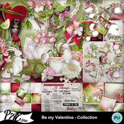Patsscrap_be_my_valentine_pv_collection