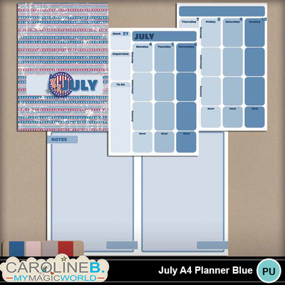 July-a4-planner-blue-000
