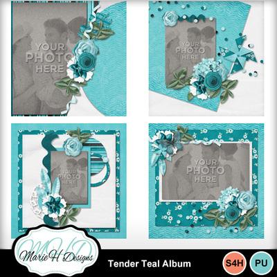 Tender_teal_album_01