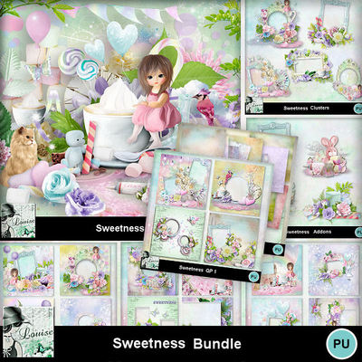 Louisel_pack_sweetness_preview
