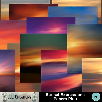 Sunset_expressions_papers_plus
