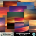 Sunset_expressions_papers_plus_small