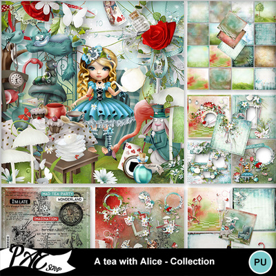 Patsscrap_a_tea_with_alice_pv_collection