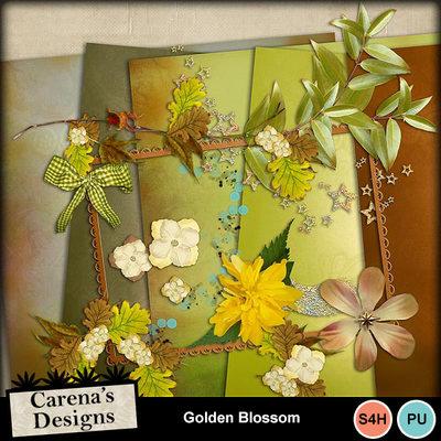 Golden-blossom