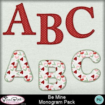 Bemine_monogrampack1-1