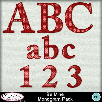 Bemine_monogrampack1-3