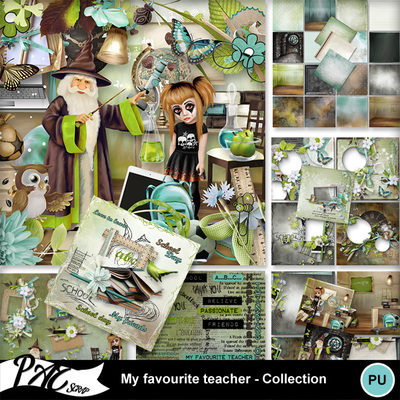 Patsscrap_my_favourite_teacher_pv_collection