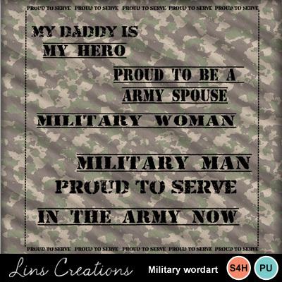 Military_wordart