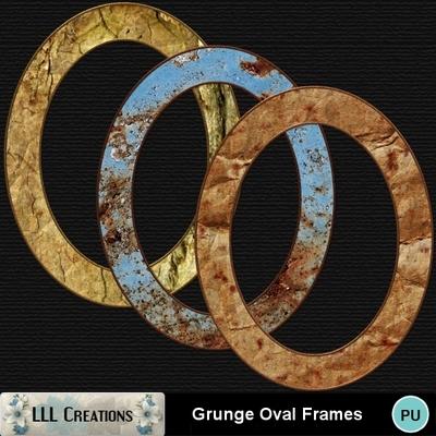 Grunge_oval_frames-01
