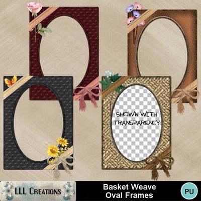 Basket_weave_oval_frames_-_01