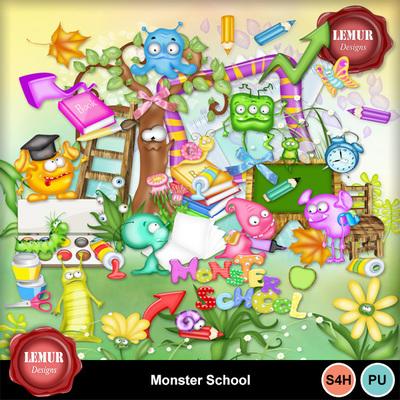 Monster_school