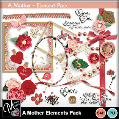 A_mother_elements_pack