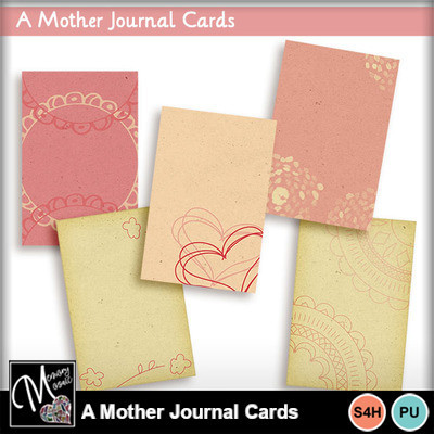 A_mother_journal_cards