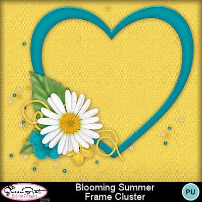 Bloomingsummerframecluster