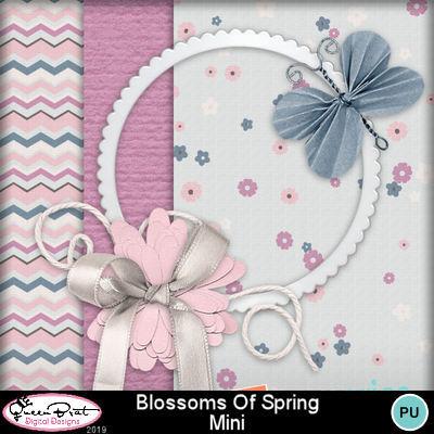Blossomsofspringsampler