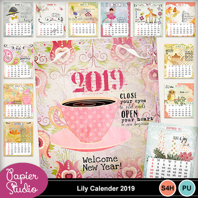 Lily_calender_2019