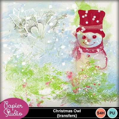 Christmas_owl_transfers