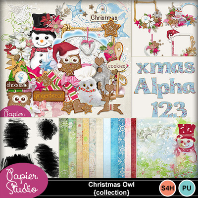 Christmas_owl_collection