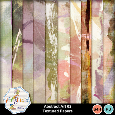 Abstract_art_02_textured_papers