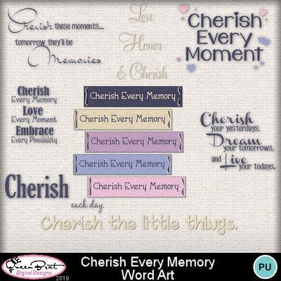 Cherisheverymemory_wordart1-1