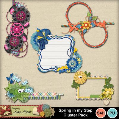 Springinmystepclusters