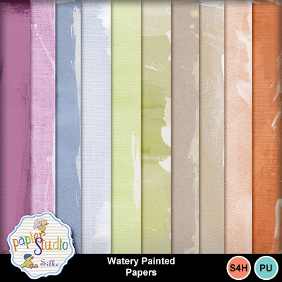 Watery_painted_papers