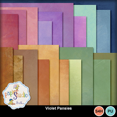 Violet_pansies