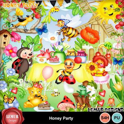 Honey_party