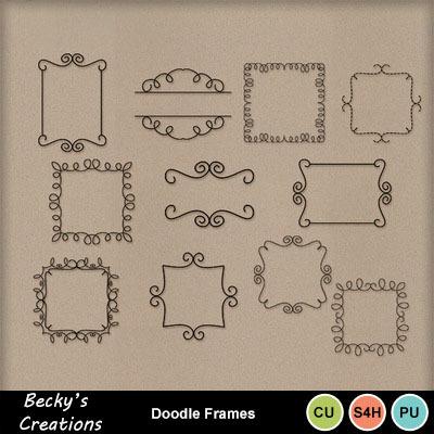 Doodle_frames