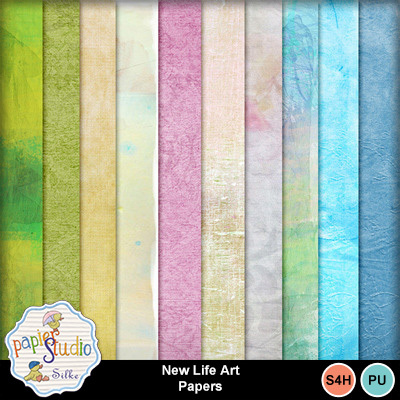New_life_art_papers