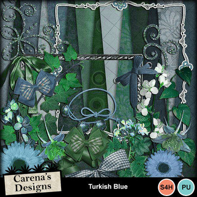 Turkish-blue