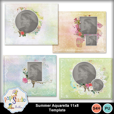 Summer_aquarella_11x8_template