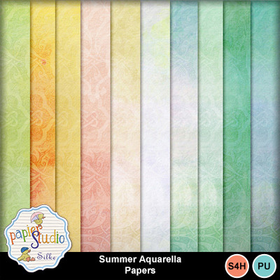 Summer_aquarella_papers