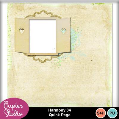 Harmony_04_quick_page